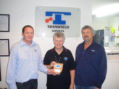 May 2013 Transfield Photo